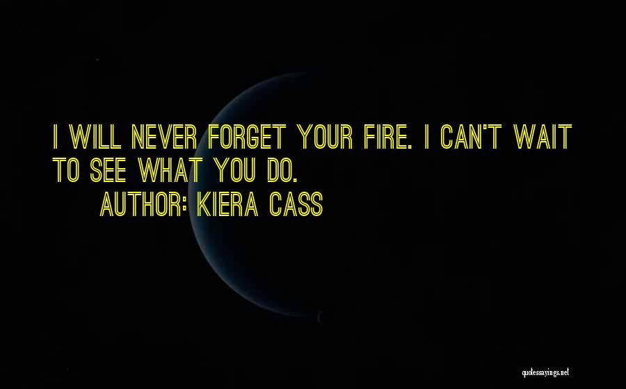 Wait What Quotes By Kiera Cass