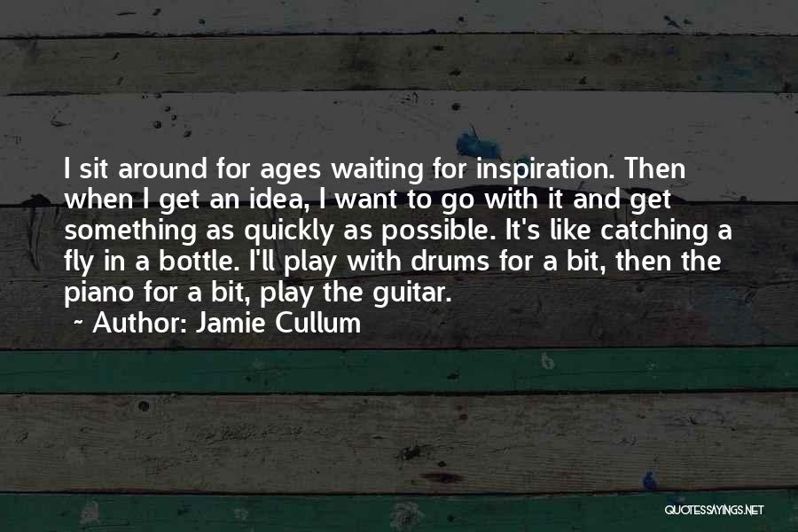 Waiting Around Quotes By Jamie Cullum