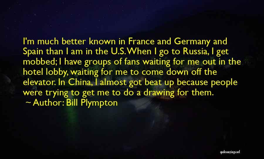Waiting For U Quotes By Bill Plympton
