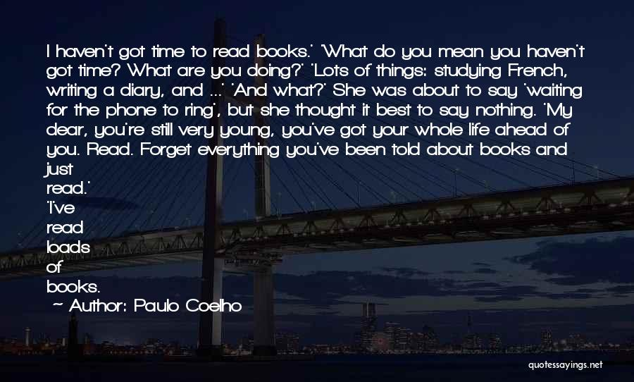 Waiting For U Quotes By Paulo Coelho