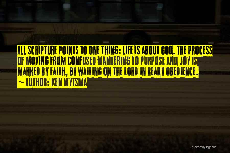 Waiting On The Lord Quotes By Ken Wytsma