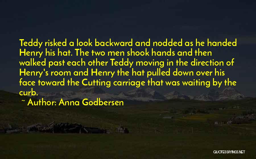 Waiting Room Quotes By Anna Godbersen