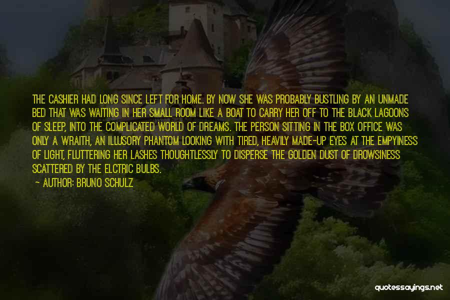 Waiting Room Quotes By Bruno Schulz