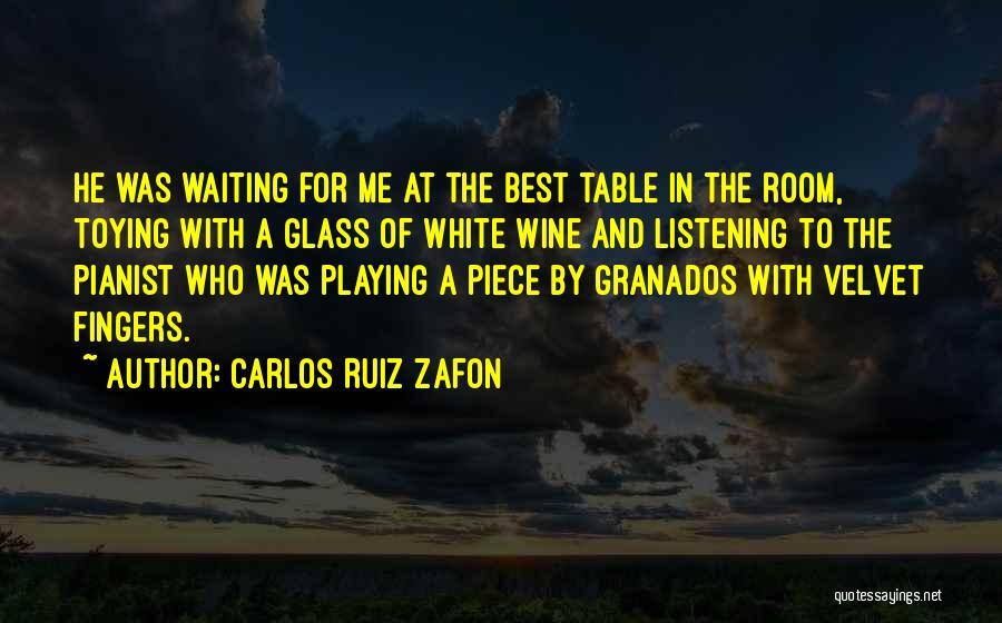Waiting Room Quotes By Carlos Ruiz Zafon
