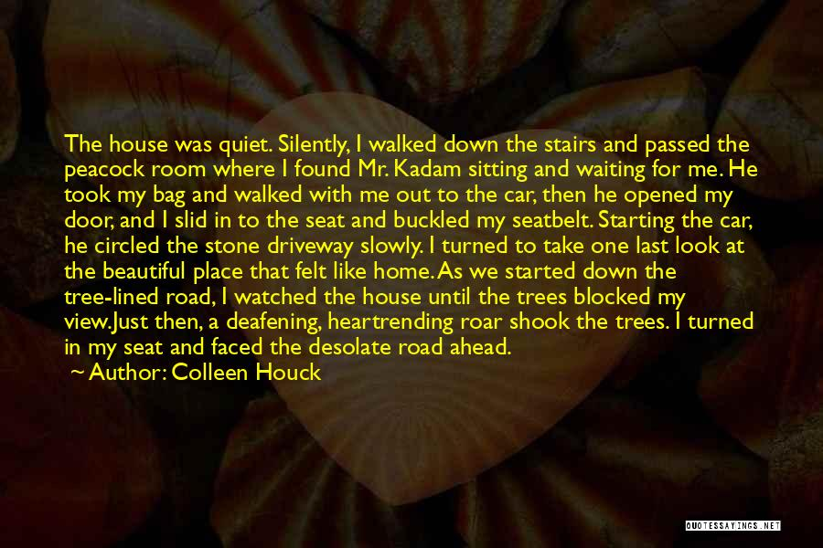 Waiting Room Quotes By Colleen Houck