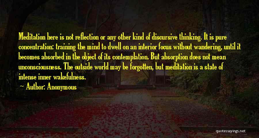 Wakefulness Quotes By Anonymous