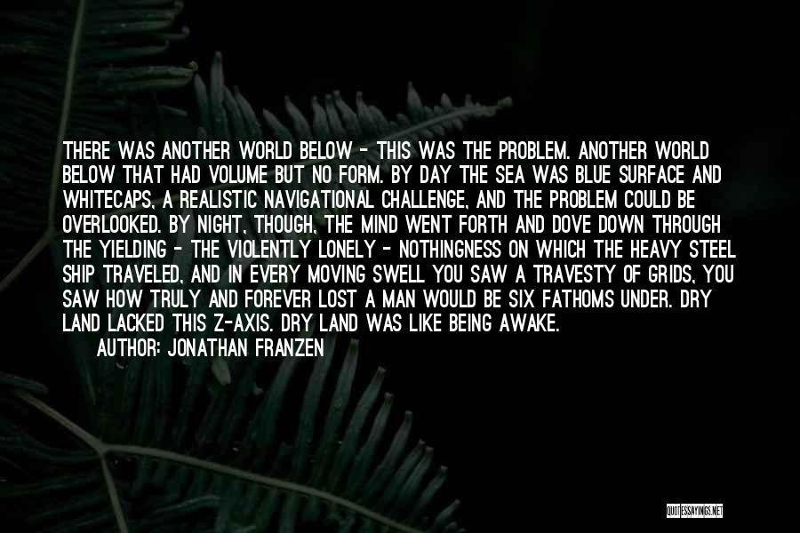 Wakefulness Quotes By Jonathan Franzen
