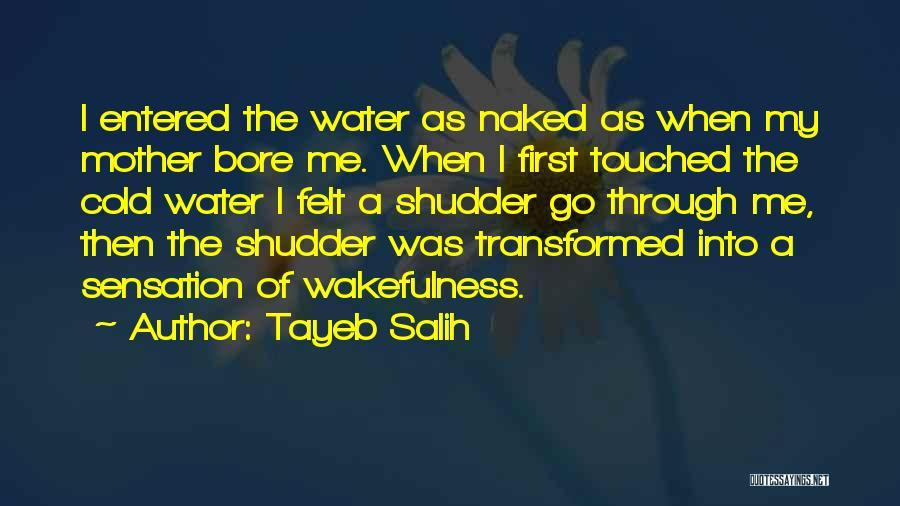 Wakefulness Quotes By Tayeb Salih