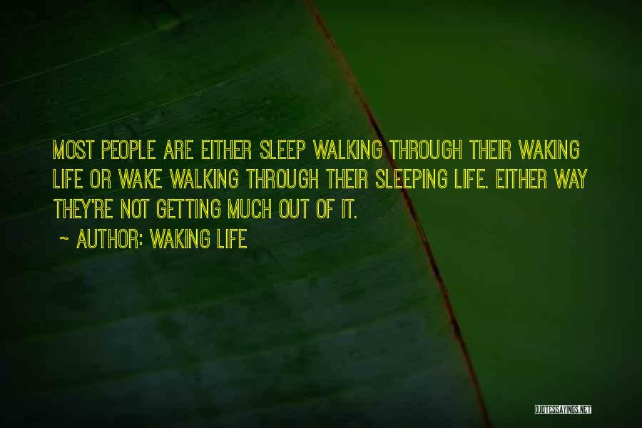 Waking Life Quotes 1306205