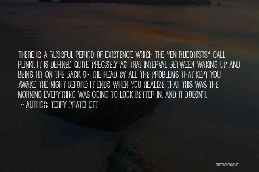 Waking Up Morning Quotes By Terry Pratchett