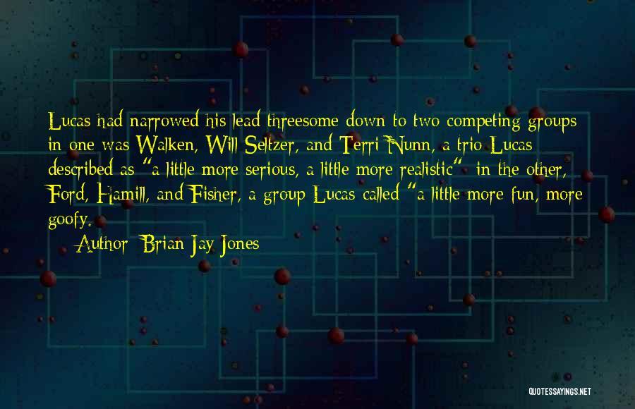 Walken Quotes By Brian Jay Jones