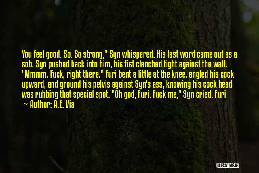 Wall-e Quotes By A.E. Via