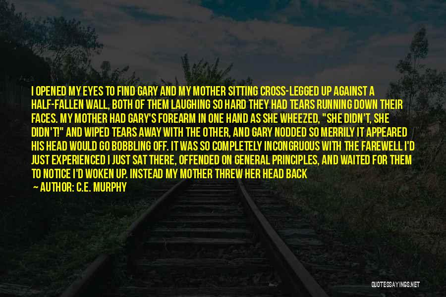 Wall-e Quotes By C.E. Murphy