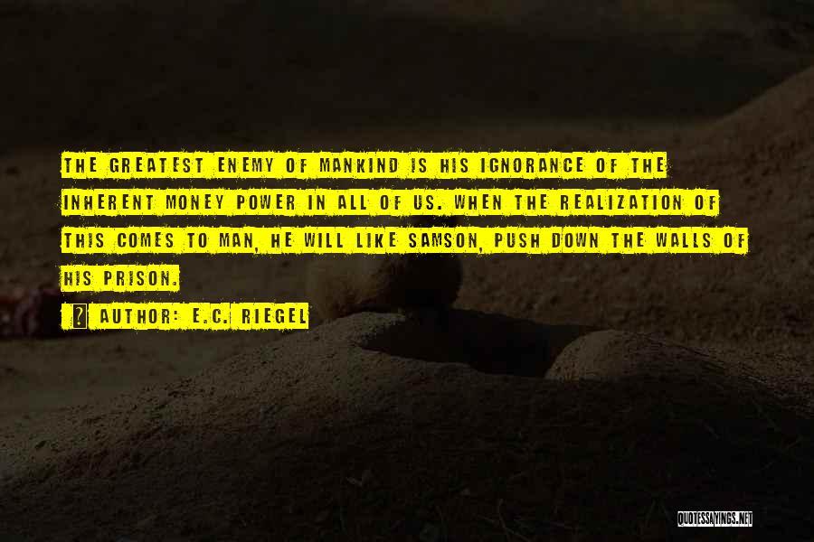 Wall-e Quotes By E.C. Riegel