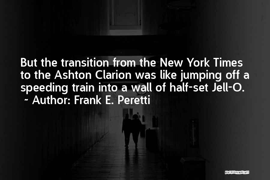 Wall-e Quotes By Frank E. Peretti