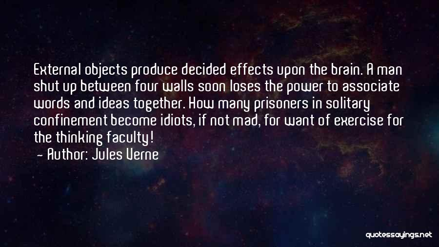 Wall Up Quotes By Jules Verne