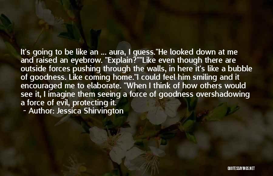 Walls Coming Down Quotes By Jessica Shirvington