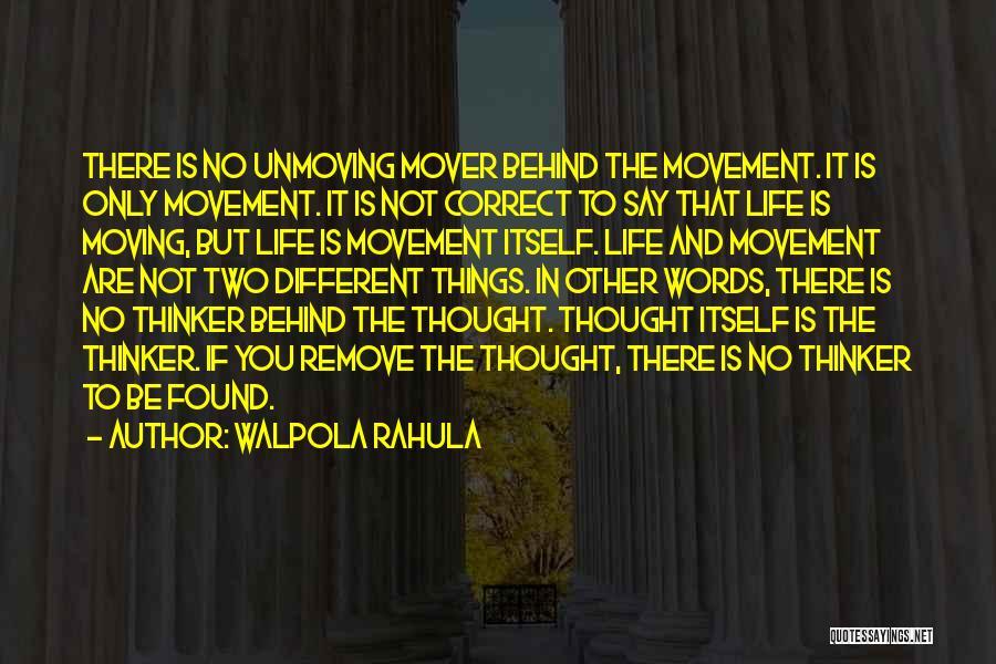 Walpola Rahula Quotes 1565081