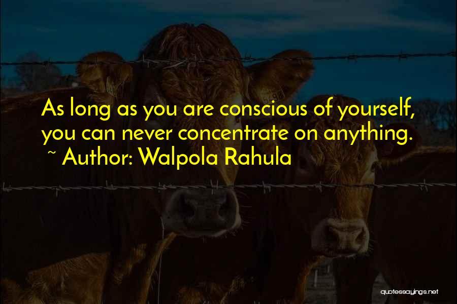 Walpola Rahula Quotes 1740051