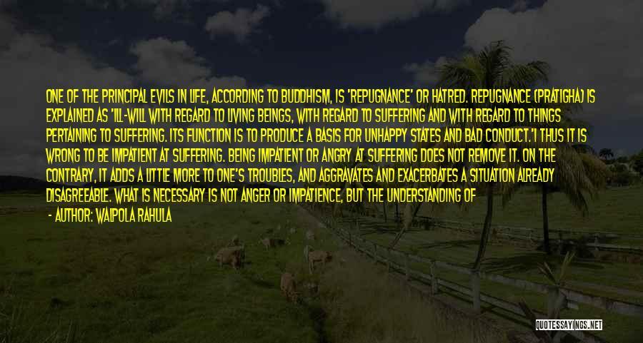 Walpola Rahula Quotes 1762837