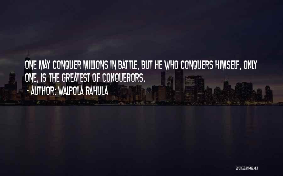 Walpola Rahula Quotes 2113508