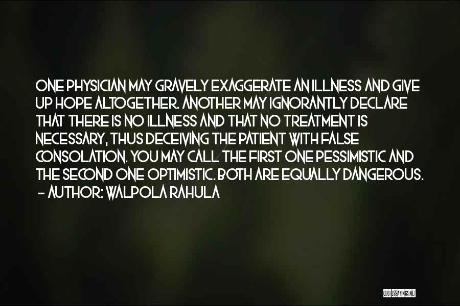 Walpola Rahula Quotes 414628