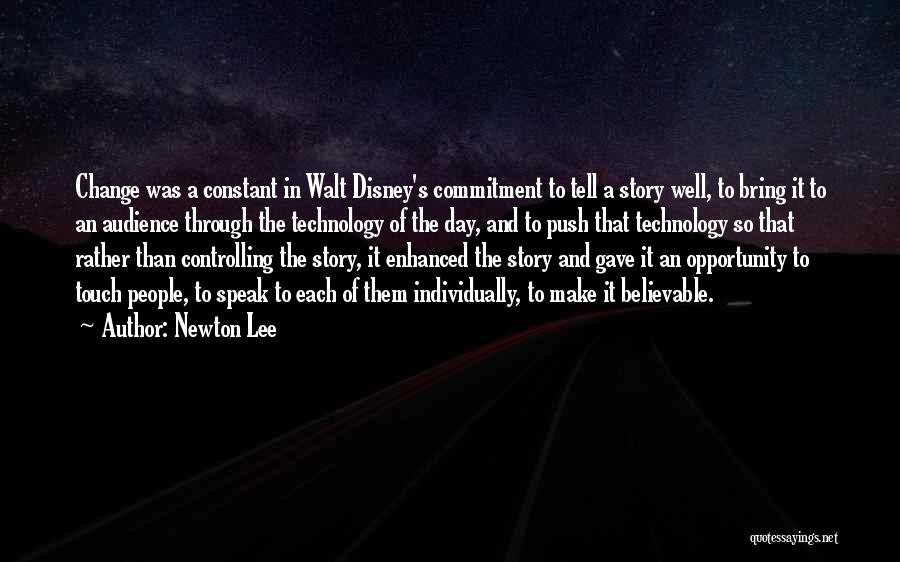 Walt Quotes By Newton Lee
