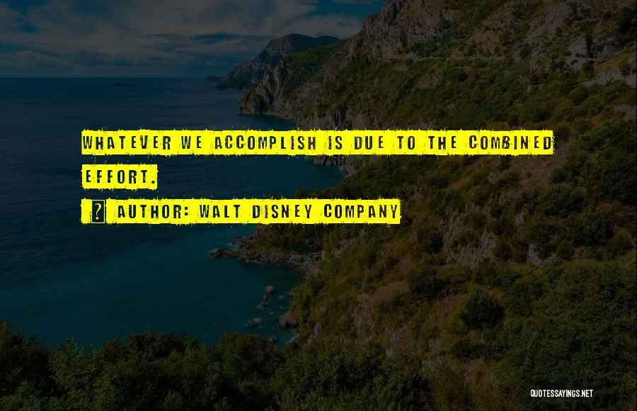 Walt Quotes By Walt Disney Company