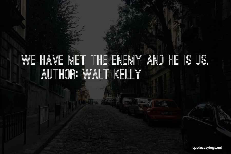 Walt Quotes By Walt Kelly