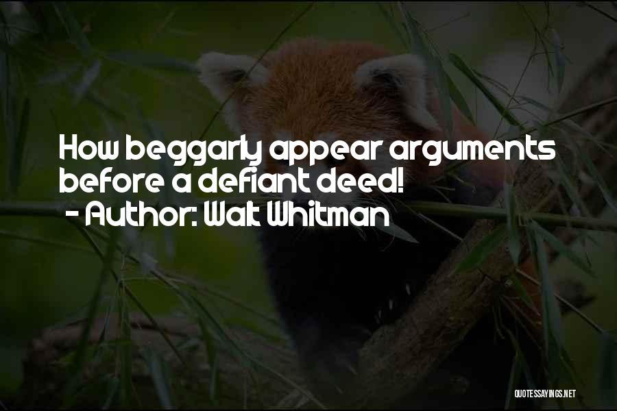 Walt Quotes By Walt Whitman