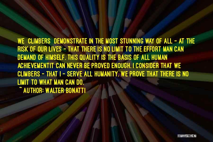 Walter Bonatti Quotes 1062195