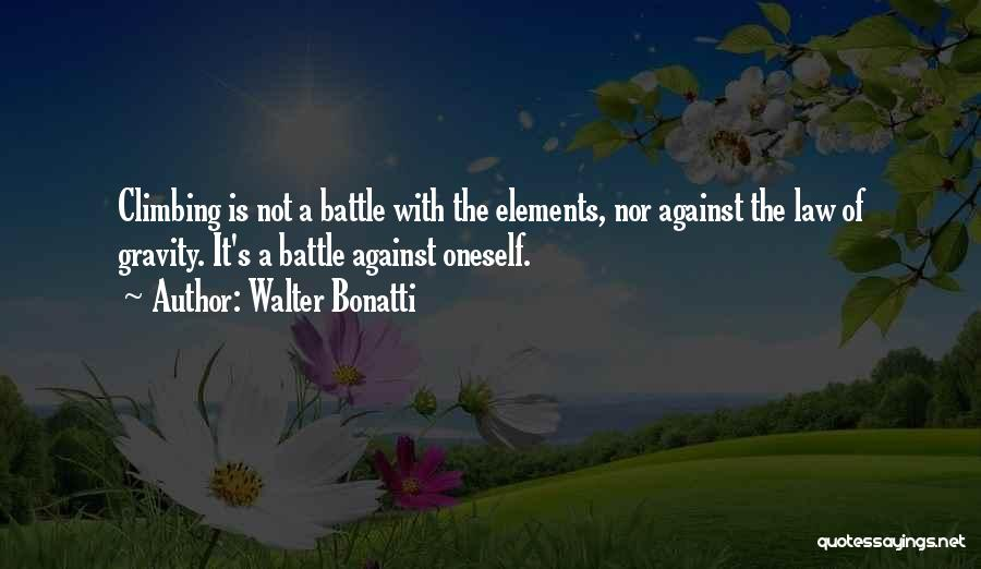Walter Bonatti Quotes 1560426