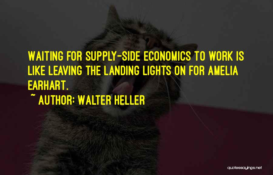 Walter Heller Quotes 190322