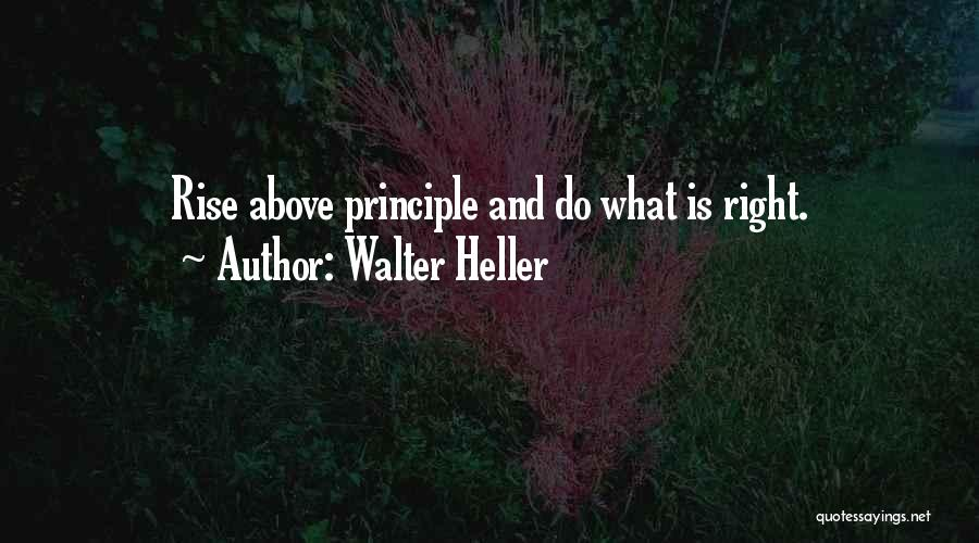 Walter Heller Quotes 869633