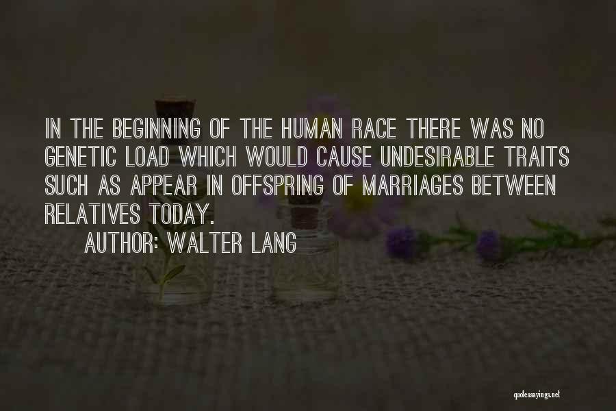 Walter Lang Quotes 1332601