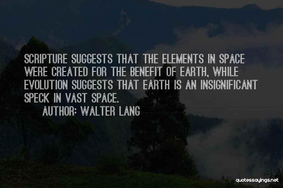 Walter Lang Quotes 1769083