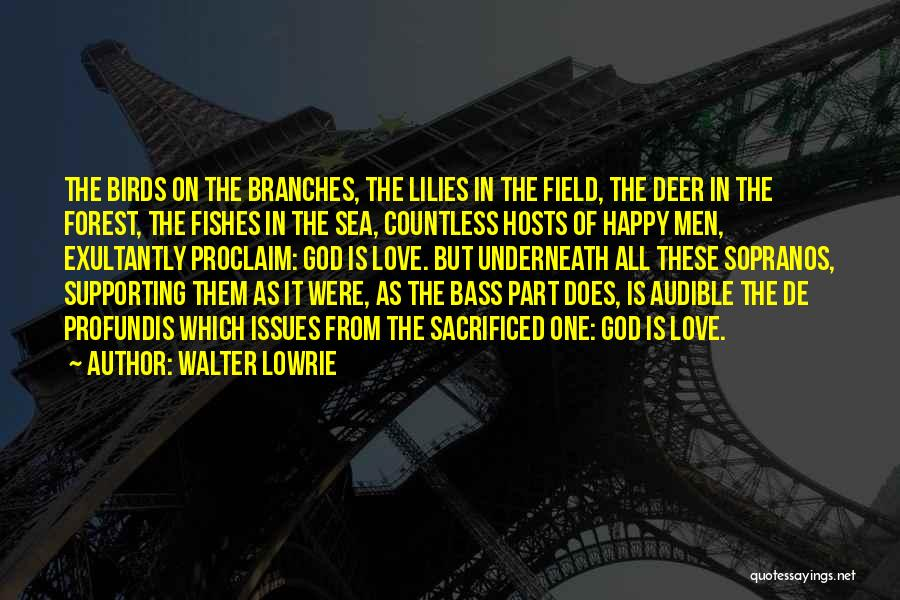Walter Lowrie Quotes 195045