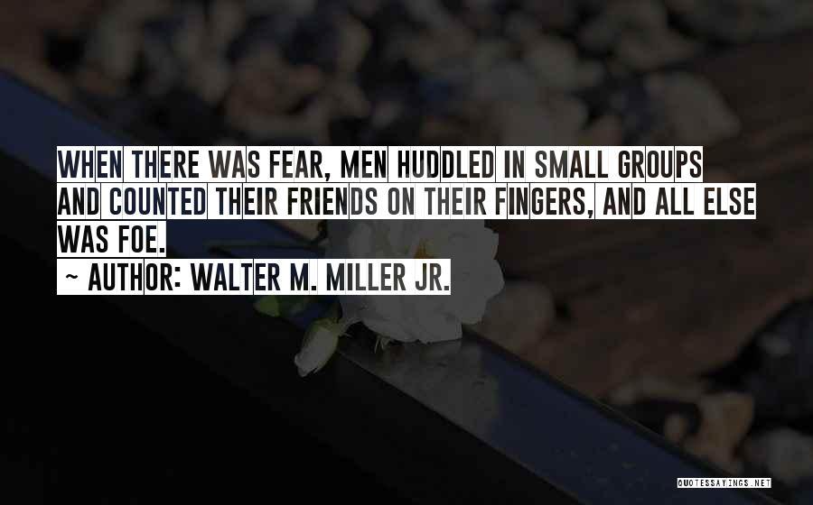 Walter M. Miller Jr. Quotes 1310136