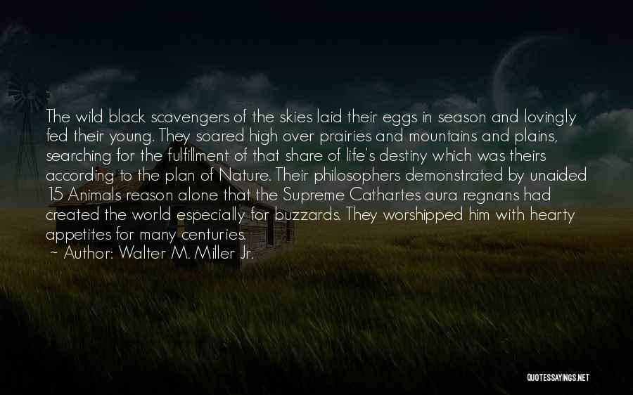 Walter M. Miller Jr. Quotes 1399468