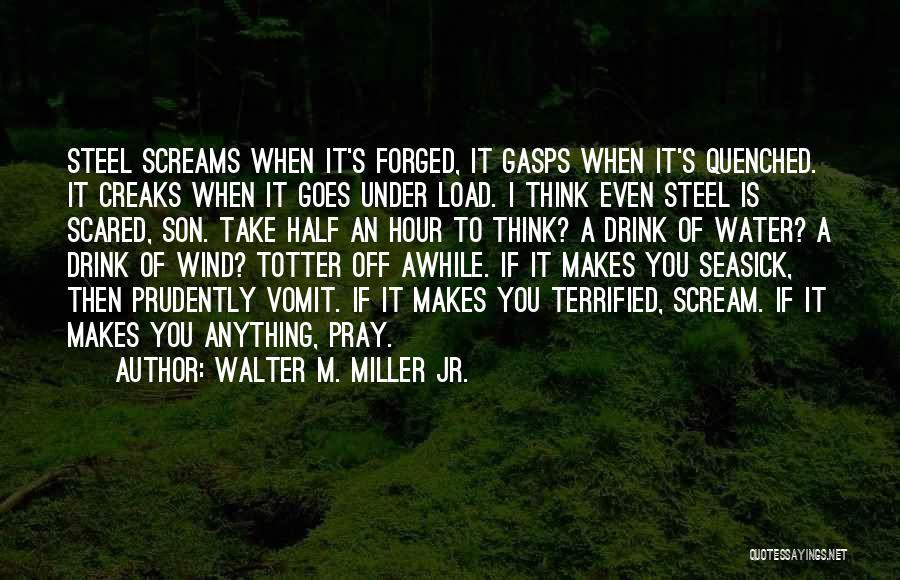 Walter M. Miller Jr. Quotes 1407162