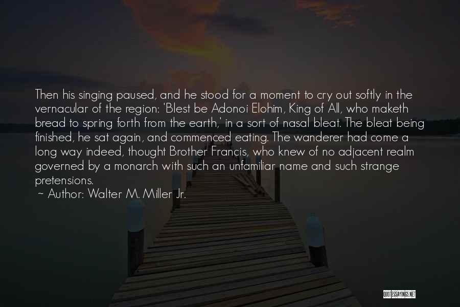 Walter M. Miller Jr. Quotes 203204
