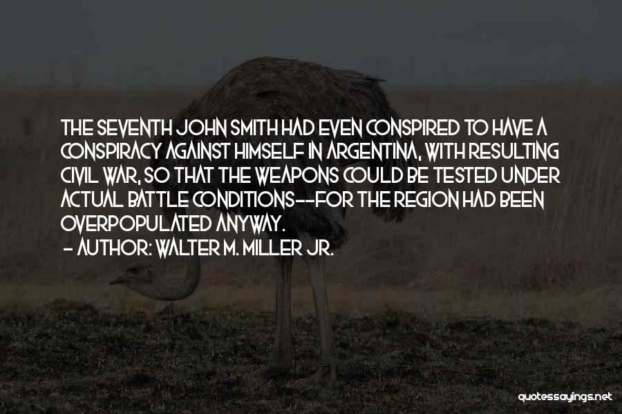 Walter M. Miller Jr. Quotes 2085620