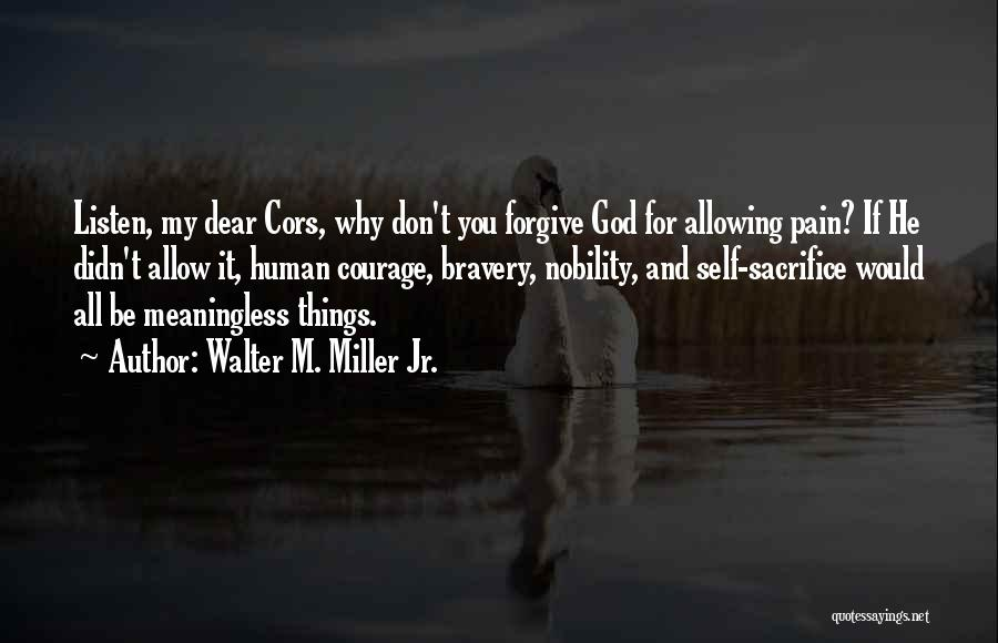 Walter M. Miller Jr. Quotes 2109678