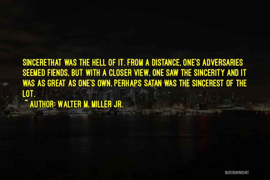 Walter M. Miller Jr. Quotes 300713