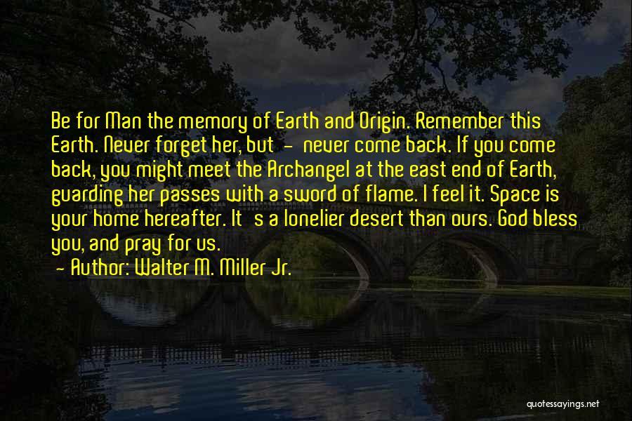 Walter M. Miller Jr. Quotes 692323