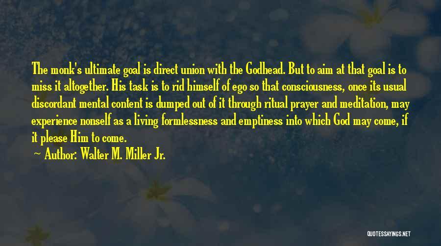 Walter M. Miller Jr. Quotes 696361