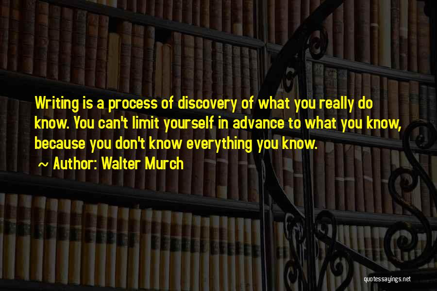 Walter Murch Quotes 754874