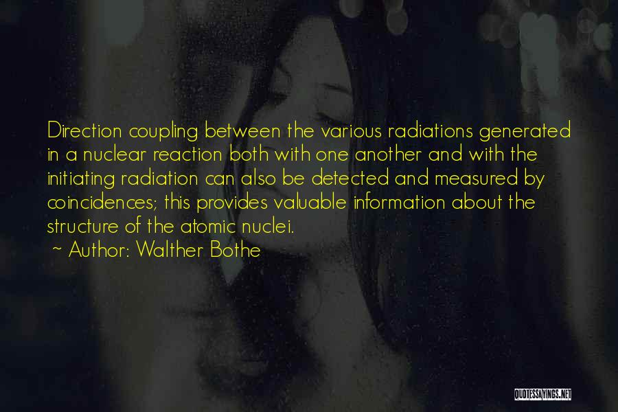 Walther Bothe Quotes 2119219