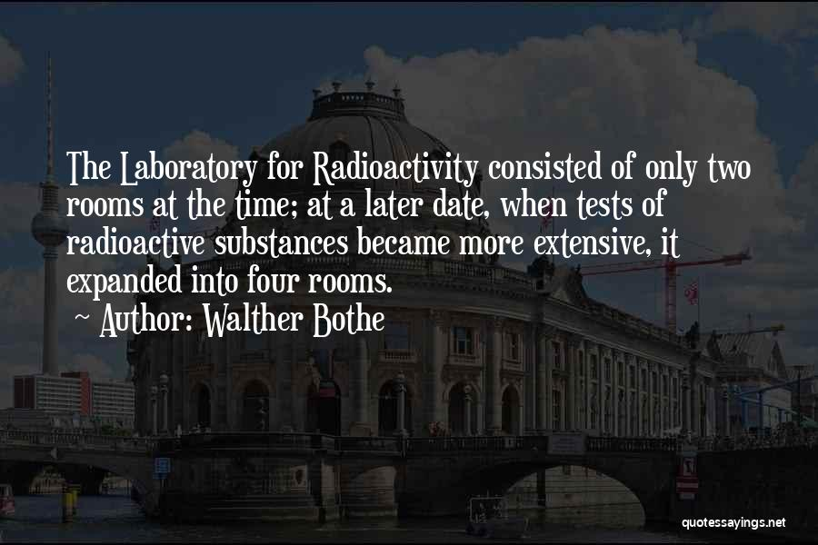 Walther Bothe Quotes 903350