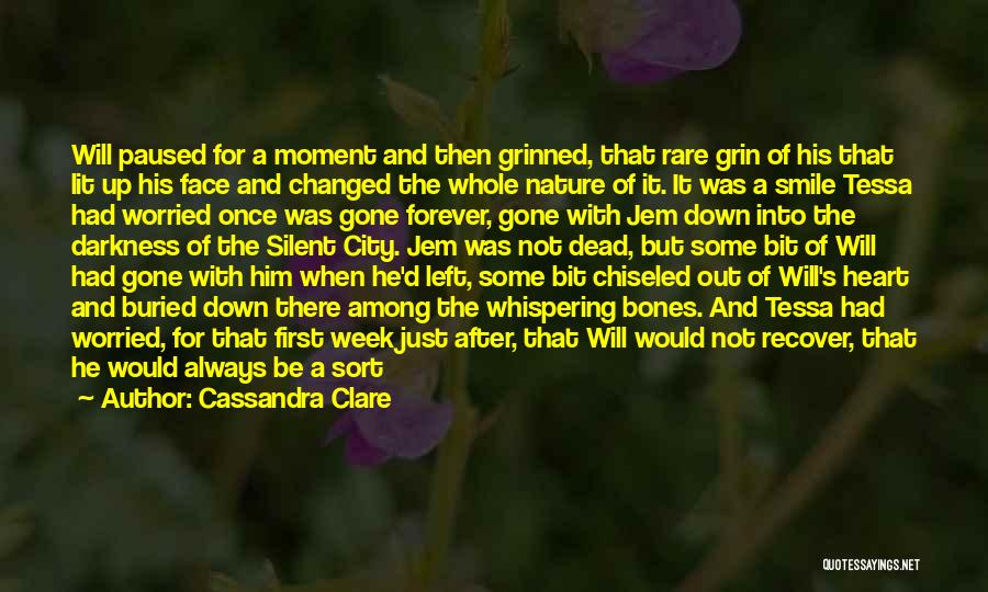 Wandering In Nature Quotes By Cassandra Clare